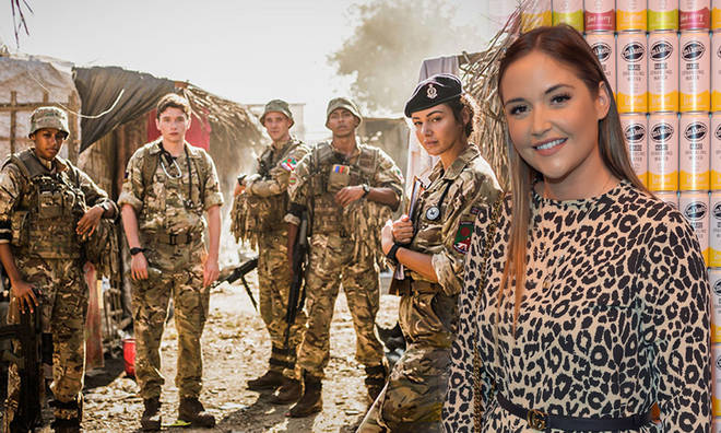 Jacqueline Jossa is rumoured to replace Michelle Keegan on Our Girl