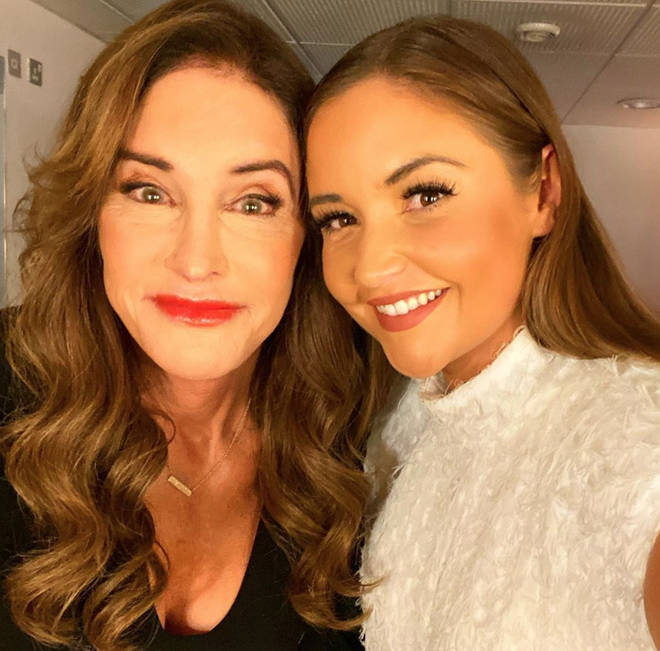 Jacqueline Jossa became good friends with Caitlyn Jenner in the jungle