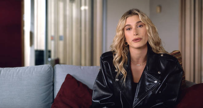 Hailey Bieber appeared in 'Seasons'