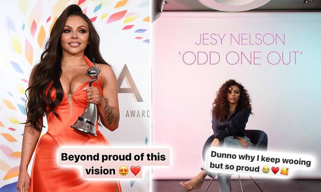 She won 'Best Factual Award'