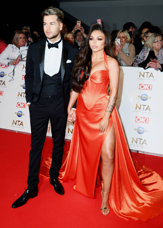 Jesy Nelson's documentary won an award at the NTAs for Best Factual Programme