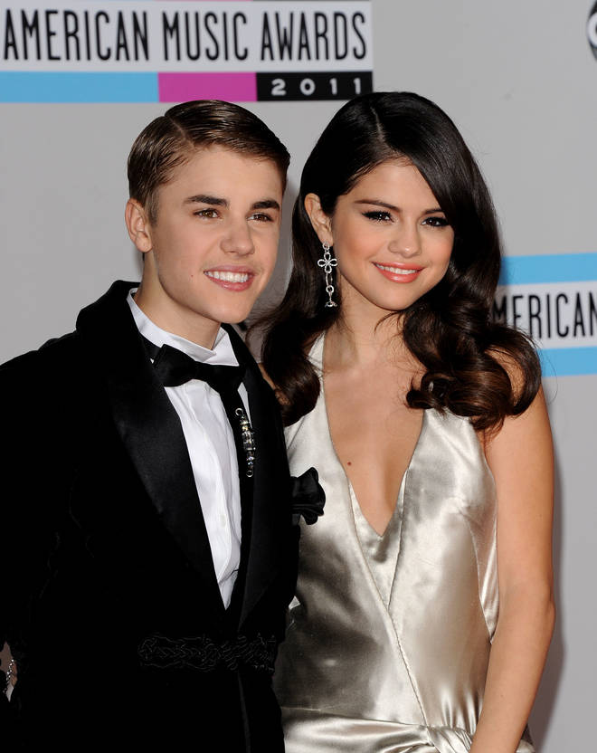 Selena and Justin were on-again off-again for years