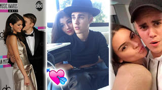 Justin has been linked to a lot of girls