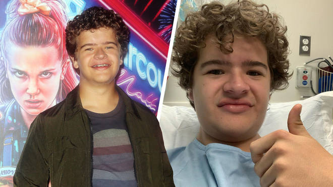Gaten Matarazzo has been diagnosed with cleidocranial dysplasia.