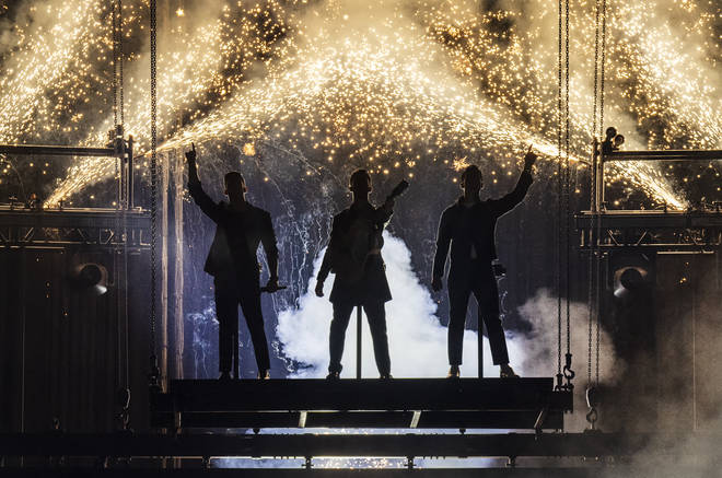 Jonas Brothers performed at Birmingham on 29 January 2020