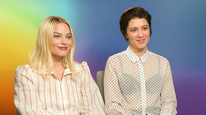 Margot Robbie starred in Birds of Prey alongside Mary Elizabeth Winstead