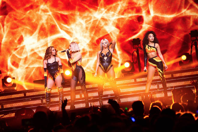 Little Mix are headlining British Summer Time at Hyde Park