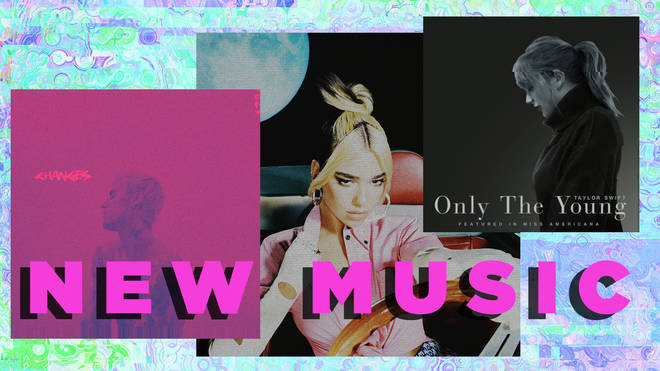 Dua Lipa, Taylor Swift and Justin Bieber released new music on Friday, 31 January