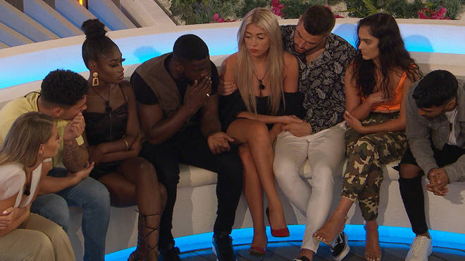 The Love Island villa will be split into two as they meet new contestants