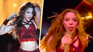 Shakira performed a 'zaghrouta' at the Super Bowl halftime show