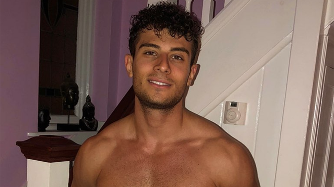 Love Island's Alexi is Essex's very own butler in the buff