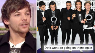 Louis Tomlinson said he won't be returning to BBC Breakfast