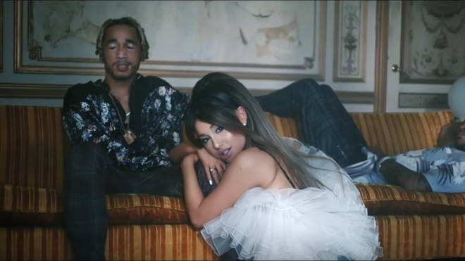 Ariana and Mikey made out in their music video for 'boyfriend'