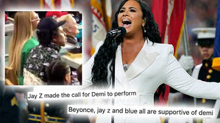 Demi's fans insisted Bey & Jay weren't 'throwing shade'