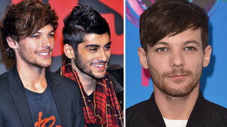 Louis wasn't happy that Zayn dissed One Direction's music.