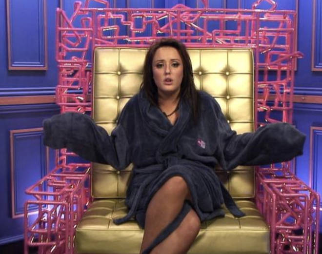Charlotte previously won Celeb Big Brother