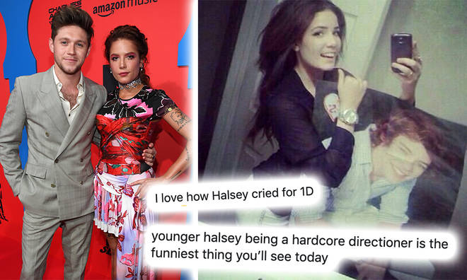 She is a massive Directioner