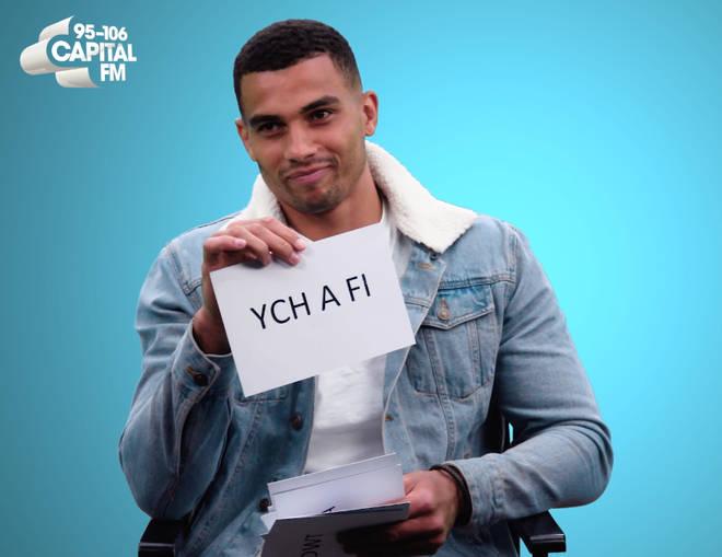 Connagh Howard teaches Welsh slang