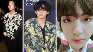 V has been in BTS since 2013