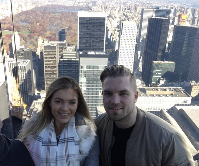 Molly looks younger in her sight-seeing selfies