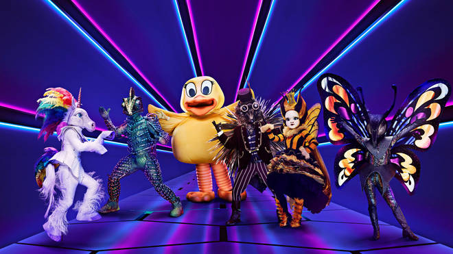 When is the final episode of The Masked Singer UK?