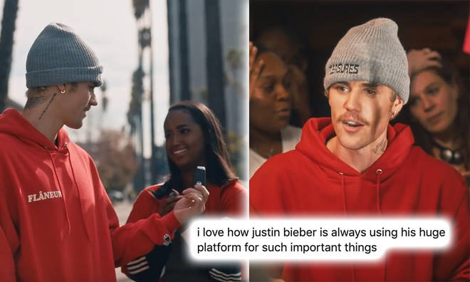 Justin's new track was branded 'a masterpiece' by fans