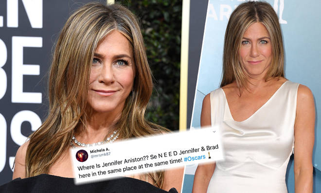 Jennifer Aniston didn't attend the 2020 Oscars and people want answers
