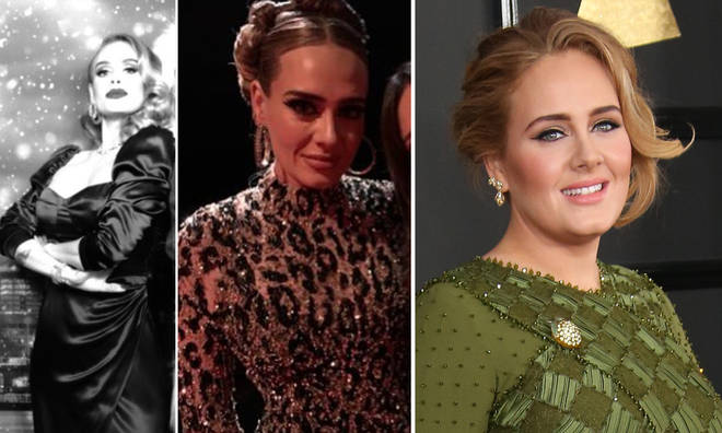 Adele's Weight Loss In Pictures As Oscars Makeover Takes ...