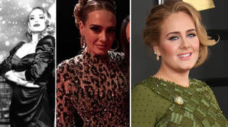 Adele has lost a reported seven stone