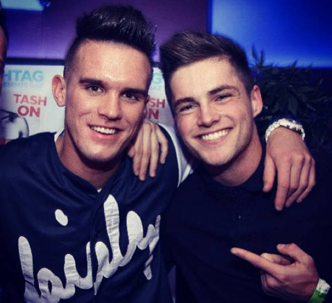 Jamie Clayton has brushed shoulder with Gaz Beadle and many other famous faces
