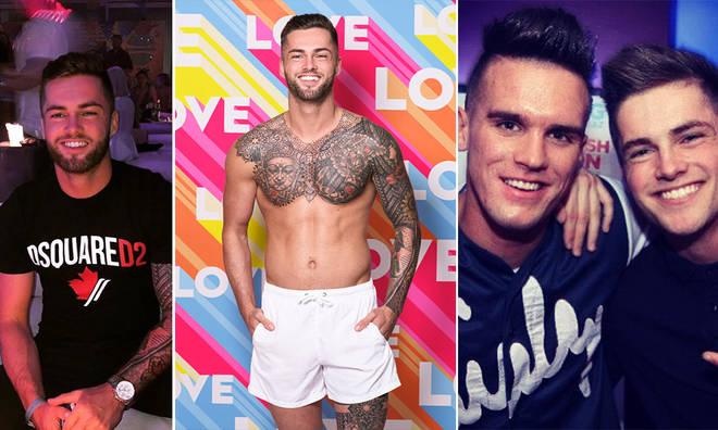 Jamie Clayton on Love Island already has some very famous friends