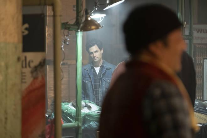 Fans of You reckon a private investigator will follow Joe in season 3