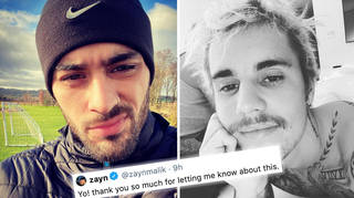 Zayn's stepped in to address Justin Bieber collab rumours