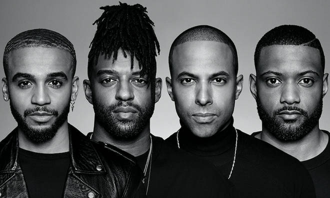 JLS make comeback with 'Beat Again' tour
