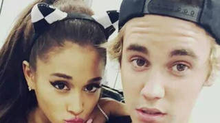 Justin and Ariana have known each other for years.