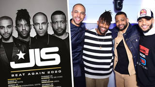 JLS spoke about their long-awaited reunion
