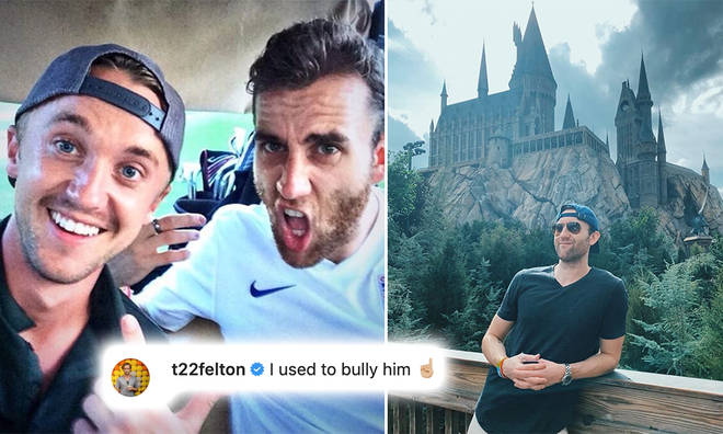 The Harry Potter actors have been good friends for years