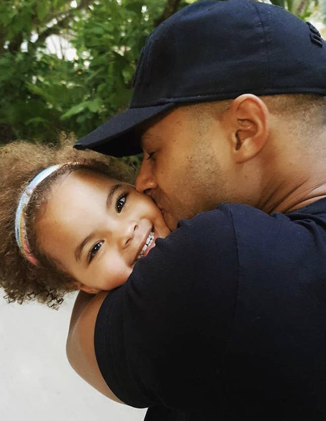Marvin Humes has two kids
