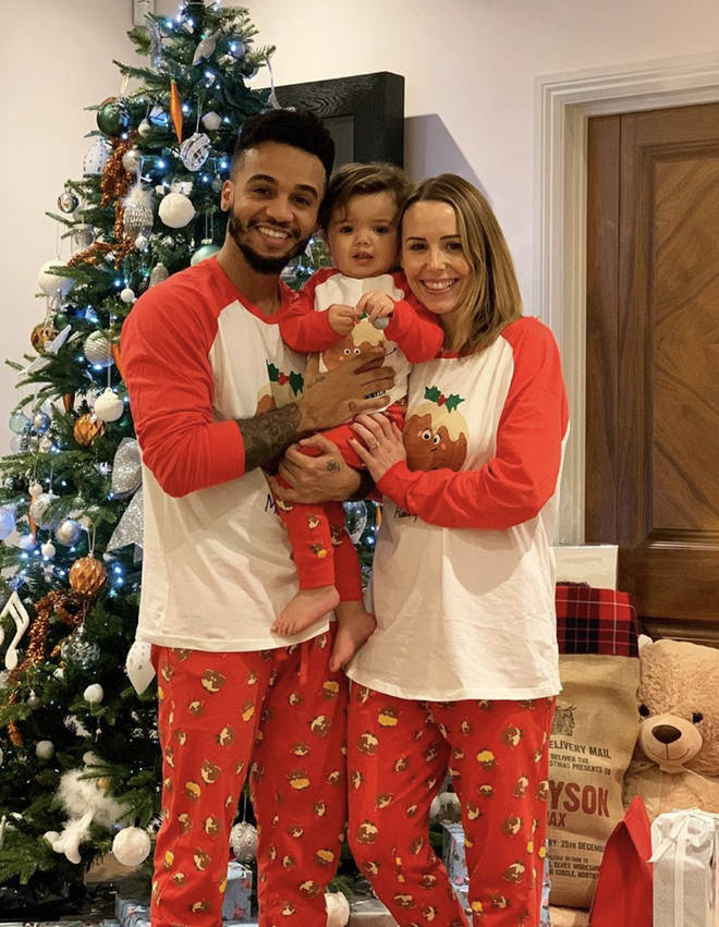 Aston Merrygold and Sarah have a second baby on the way