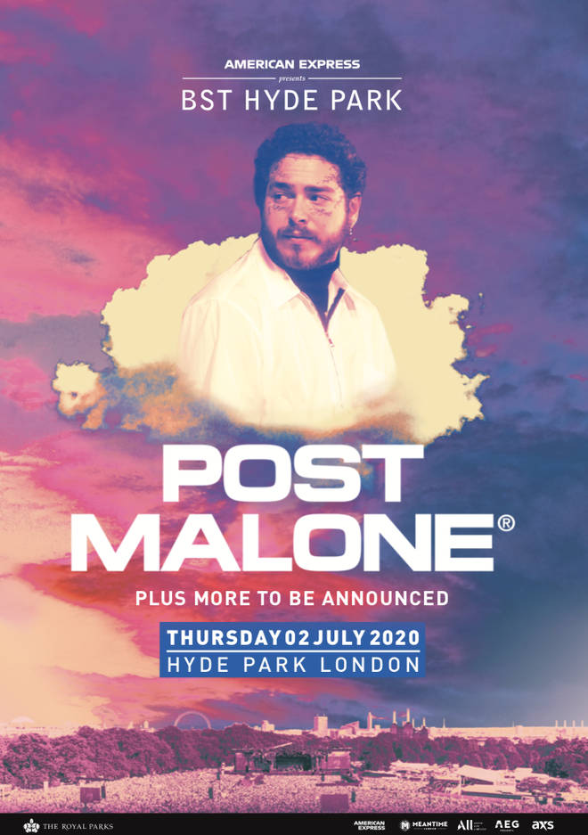 Post Malone joins Little Mix & Kendrick Lamar to perform at BST 2020