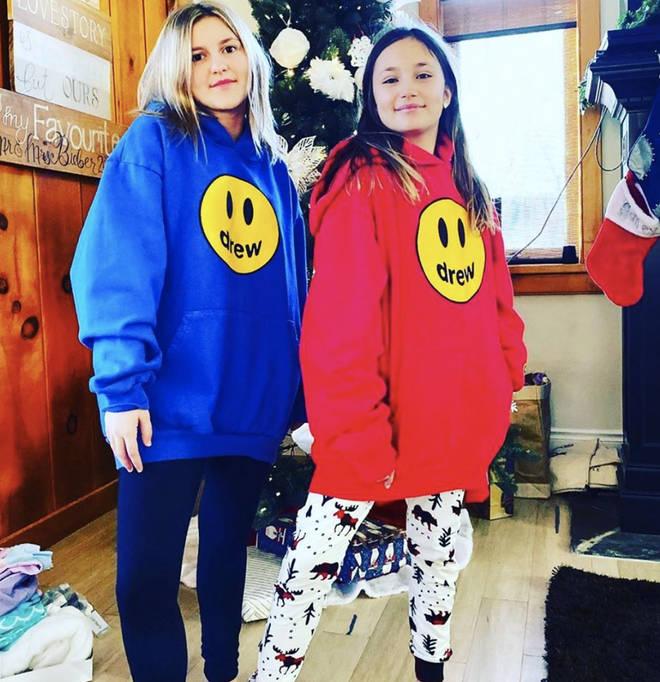 Allie Rebelo lives with Jazmyn & Jaxon Bieber