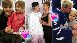 Justin Bieber has a big family and he's the eldest sibling