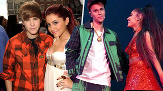 Ariana Grande & Justin Bieber's musical friendship spans ten years