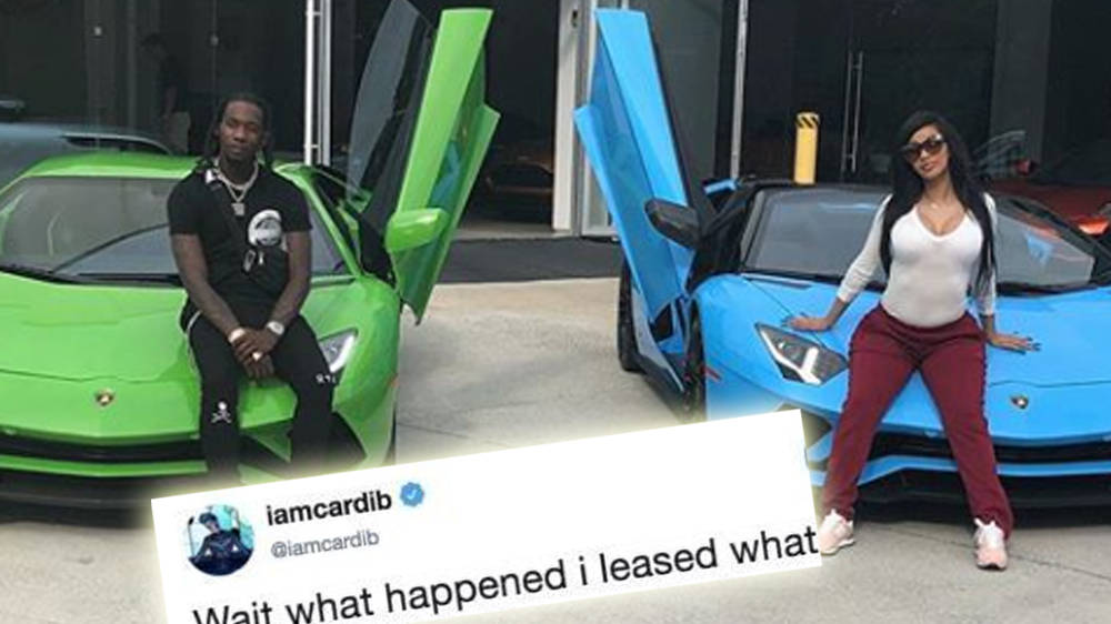 Cardi B Didn T Want Offset To Get Neck Tattoo Of Her Name: Cardi B Just Pulled A Serious Boss Move After Fans Said