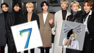 BTS have a track with Sia on their upcoming seventh album