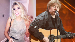 Lewis Capaldi dated Paige Turley for two years
