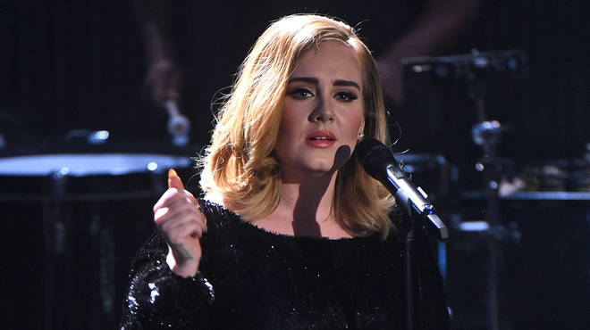 Adele has yet to make an official music announcement