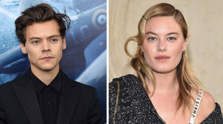 Harry Styles and Camille Rowe have split up.