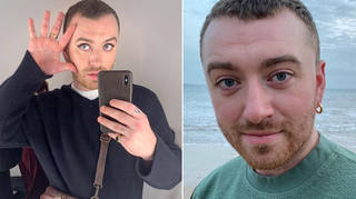 Sam Smith has been very open about their identity struggles.