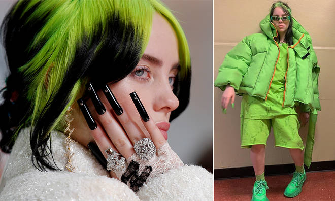 Billie Eilish is up for International Female Solo Artist at the BRITs